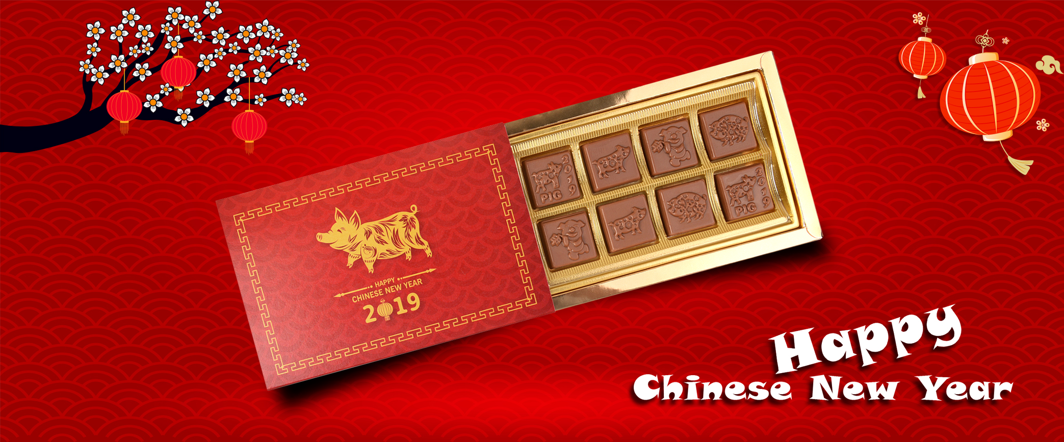 Chines New Year Chocolate Collection